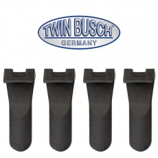 Plastic claw protection (long) set of 4