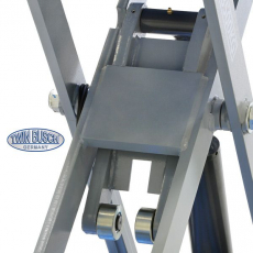 Low rise scissor lift - 3,5 t