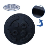 Support rubbers for two post lifts - TW G-D14cm