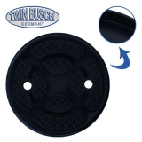 Support rubbers for the TW 240 A