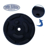 Support rubbers for one post lifts | TW G-1A