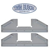 Reinforcement plates for the series TW 250