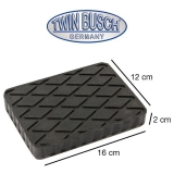 Rubber pads - TW S3-GK-20