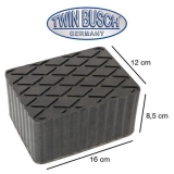 Rubber pads TW S3-GK-80